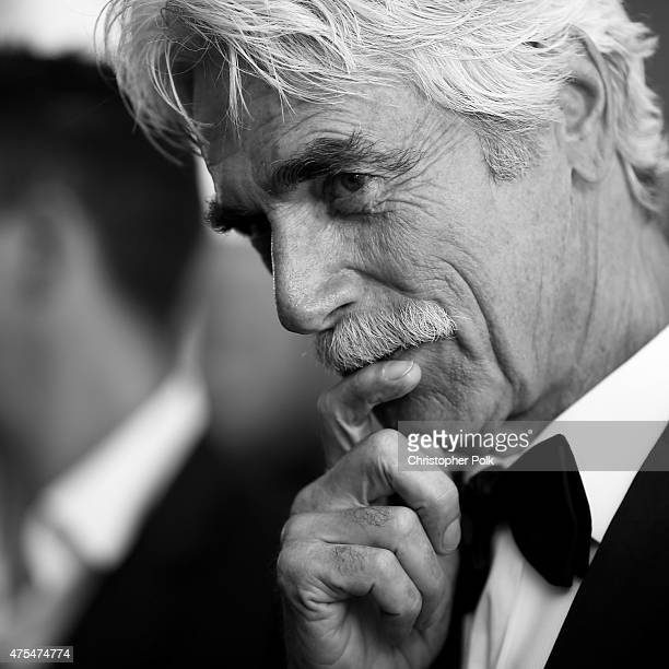Actor Sam Elliott attends the 5th Annual Critics' Choice Television Awards at The Beverly Hilton Hotel on May 31, 2015 in Beverly Hills, California.