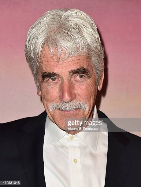 """Actor Sam Elliott attends the Los Angeles special screening of Bleecker Street's """"I'll See You In My Dreams"""" at The London Screening Room on May 7,..."""