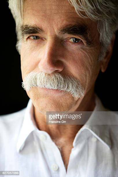 Actor Sam Elliott is photographed for Los Angeles Times on November 3 2016 in Los Angeles California PUBLISHED IMAGE CREDIT MUST READ Francine...