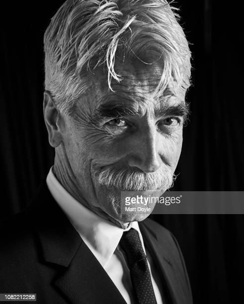 Actor Sam Elliott poses for a portrait at The National Board of Review Annual Awards Gala on January 8 2019 at Cipriani 42nd Street in New York City