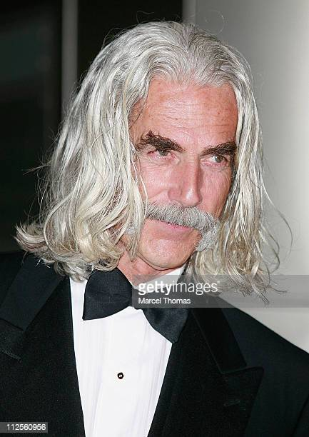 Actor Sam Elliott sighting arriving at Lincoln Center Rose Hall for the New Line Pictures 40th Anniversary gala on October 5, 2007 in New York City,...