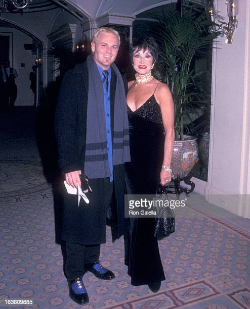 """Actor Sam Harris and actress Chita Rivera attend the Drama League's 16th Annual """"A musical Celebration of Broadway"""" Gala Salute to Liza Minnelli on..."""