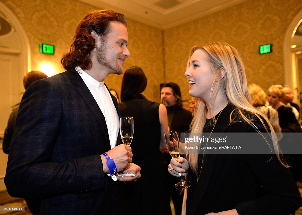 BAFTA Los Angeles Awards Season Tea - Inside : News Photo