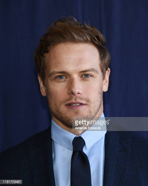 Actor Sam Heughan attends the 2019 Film Independent Spirit Awards on February 23 2019 in Santa Monica California