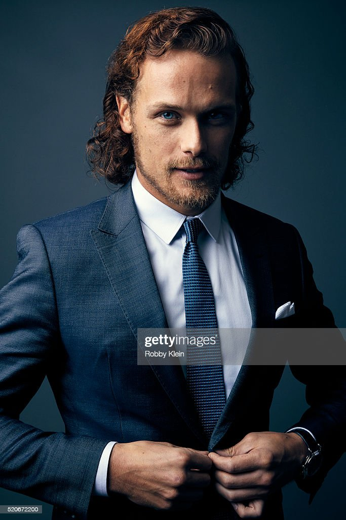 Sam Heughan, The Wrap, March 9, 2016