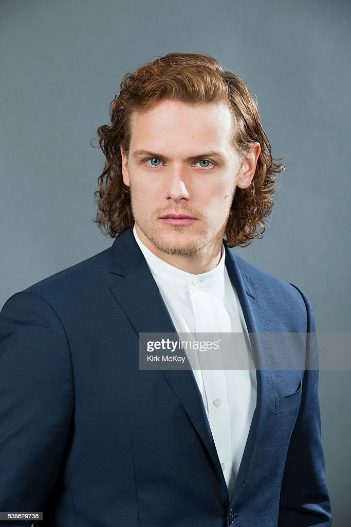 Cast of Outlander, Los Angeles Times, May 29, 2016