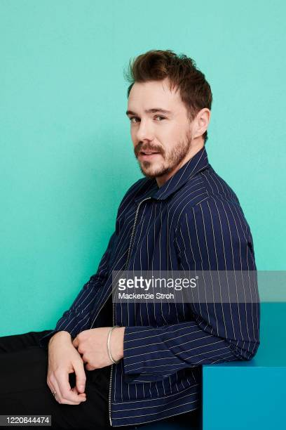Actor Sam Keeley is photographed for Entertainment Weekly Magazine on February 27, 2020 at Savannah College of Art and Design in Savannah, Georgia....