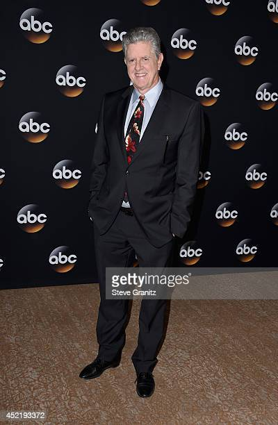 Actor Sam McMurray attends the Disney/ABC Television Group 2014 Television Critics Association Summer Press Tour at The Beverly Hilton Hotel on July...