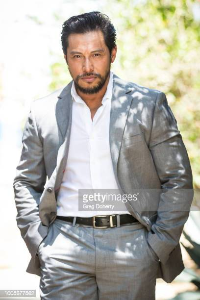 Actor Sam Medina attends the Visual Snow Initiative Awareness Day at TAP The Artists Project on July 25 2018 in Los Angeles California