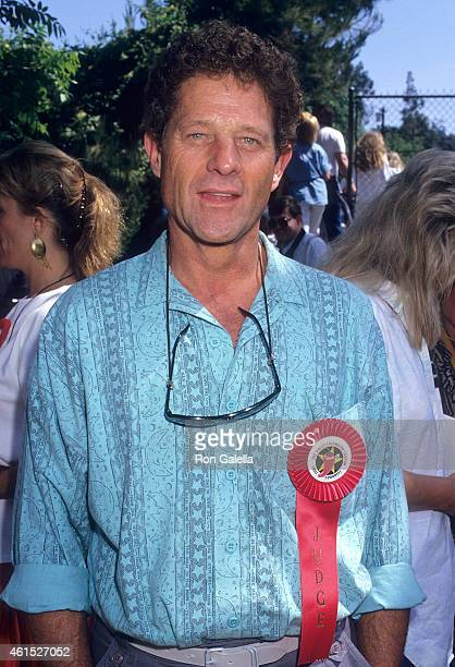Actor Sam Melville attends the 11th Annual Great Coldwater Canyon Chili Cookoff to Benefit St. Michael & All Angels' Parish and Day School on May 2,...