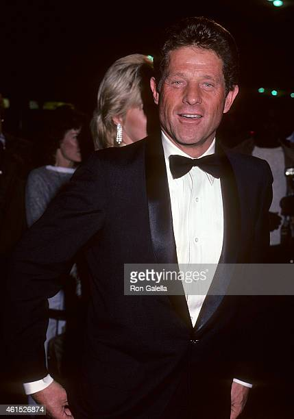 Actor Sam Melville attends the American Video Association's Fourth Annual American Video Awards on November 20 1985 at the Wiltern Theatre in Los...