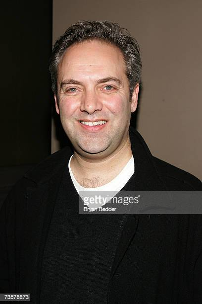 Actor Sam Mendes attends the BAM 2007 Spring Gala celebrating the premiere of Edward Scissorhands on March 14 2007 in New York City
