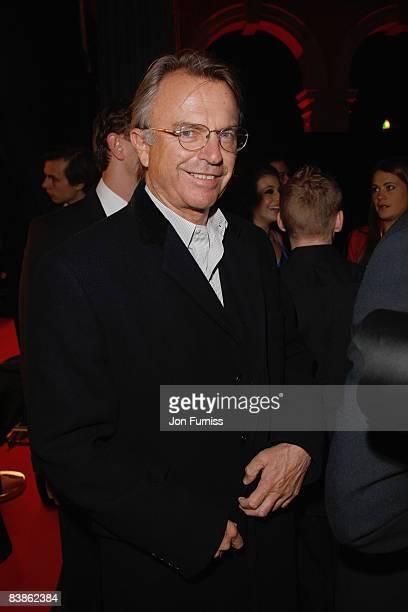 Actor Sam Neil attends the British Independent Film Awards at the Old Billingsgate Market on November 30 2008 in London England