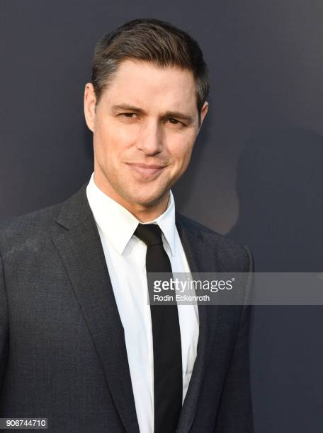 Actor Sam Page of The Bold Type arrives at Freeform Summit on January 18 2018 in Hollywood California