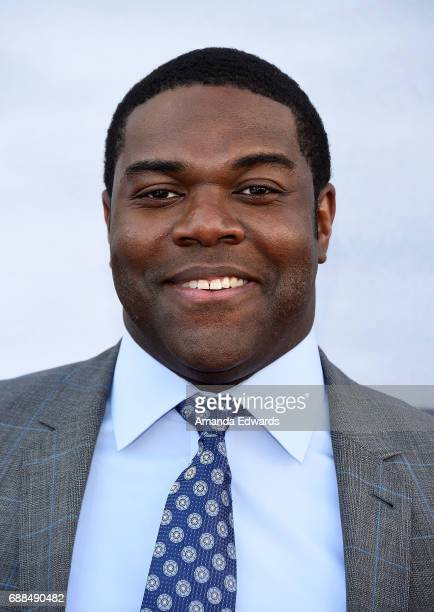 Actor Sam Richardson arrives at HBO's 'Veep' FYC Event at the Saban Media Center on May 25 2017 in North Hollywood California