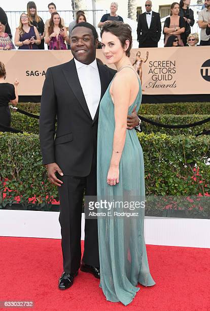 Actor Sam Richardson attends the 23rd Annual Screen Actors Guild Awards at The Shrine Expo Hall on January 29 2017 in Los Angeles California