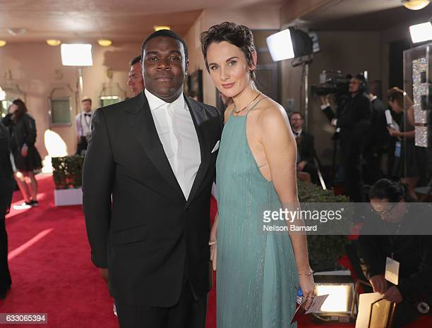 Actor Sam Richardson attends the 23rd Annual Screen Actors Guild Awards Cocktail Reception at The Shrine Expo Hall on January 29 2017 in Los Angeles...