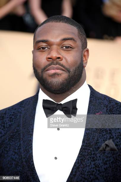 Actor Sam Richardson attends the 24th Annual Screen Actors Guild Awards at The Shrine Auditorium on January 21 2018 in Los Angeles California