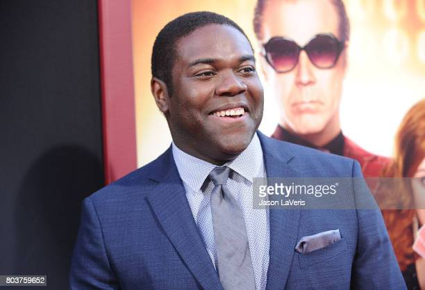 Actor Sam Richardson attends the premiere of 'The House' at TCL Chinese Theatre on June 26 2017 in Hollywood California
