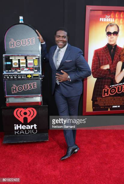 Actor Sam Richardson attends the premiere of Warner Bros Pictures' 'The House' at TCL Chinese Theatre on June 26 2017 in Hollywood California