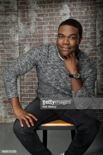 Actor Sam Richardson is photographed for Los Angeles Times on January 31 2017 in Los Angeles California PUBLISHED IMAGE CREDIT MUST READ Kirk...