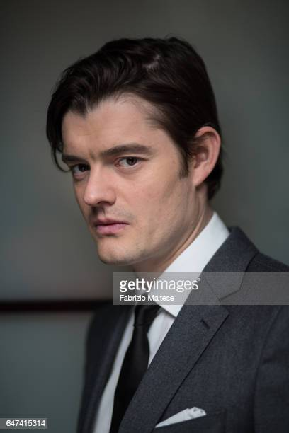 Actor Sam Riley is photographed for Self Assignment on February 13 2017 in Berlin Germany