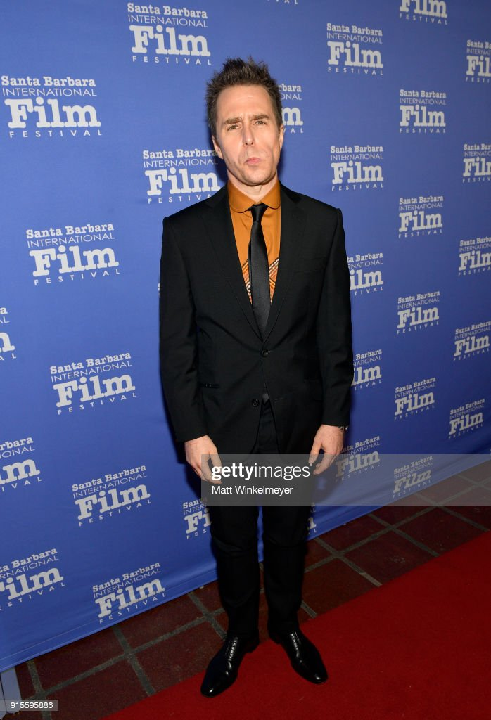 The 33rd Santa Barbara International Film Festival - American Riviera Award Honoring Sam Rockwell