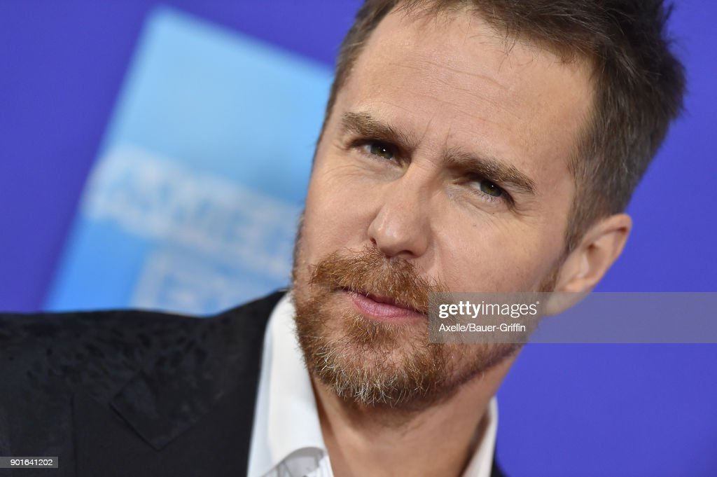 Actor Sam Rockwell attends the 29th Annual Palm Springs International Film Festival Awards Gala at Palm Springs Convention Center on January 2, 2018 in Palm Springs, California.
