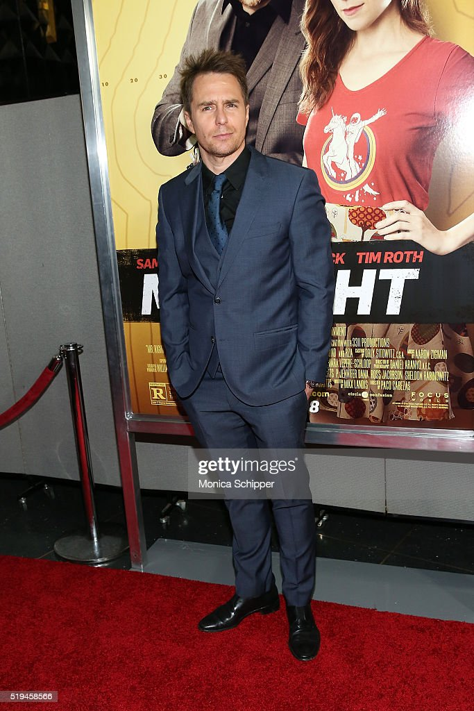 """Mr. Right"" New York Premiere : News Photo"