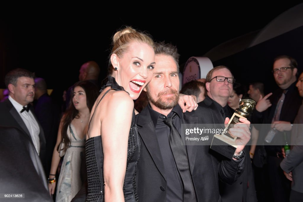 CA: FOX, FX And Hulu 2018 Golden Globe Awards After Party - Inside