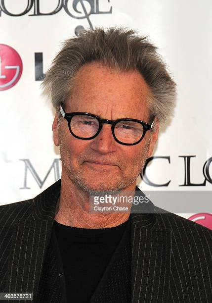Actor Sam Shepard attends The 10th Anniversary LG Music Lodge At Sundance With Elio Motors And Tervis on January 18 2014 in Park City Utah