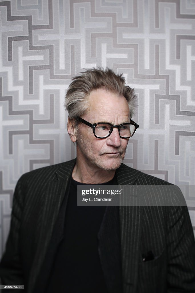 Actor Sam Shepard is photographed for Los Angeles Times on January 18, 2014 in Park City, Utah. PUBLISHED IMAGE.