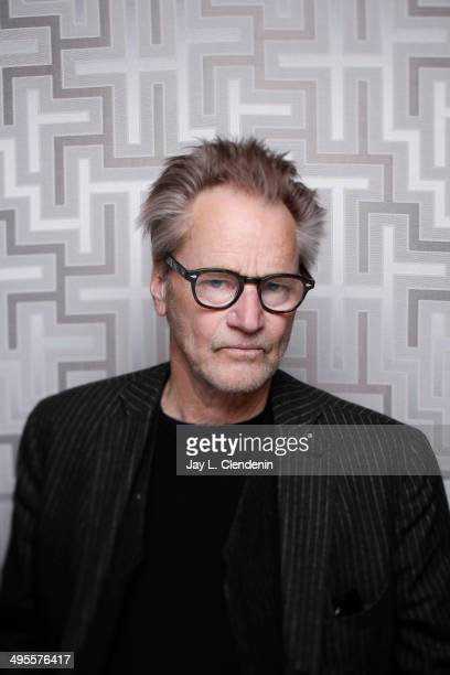 Actor Sam Shepard is photographed for Los Angeles Times on January 18 2014 in Park City Utah PUBLISHED IMAGE CREDIT MUST READ Jay L Clendenin/Los...