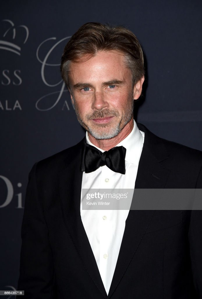 Actor Sam Trammell attends 2017 Princess Grace Awards Gala at The Beverly Hilton Hotel on October 25, 2017 in Beverly Hills, California.