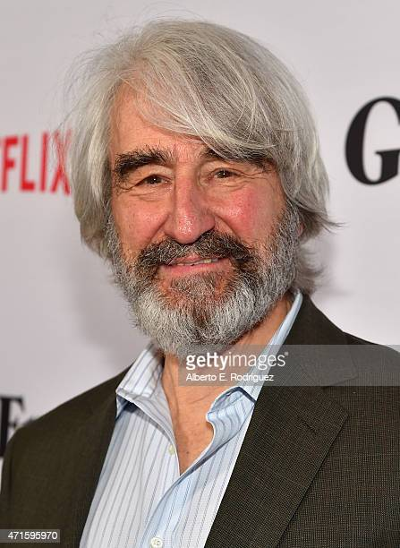 Actor Sam Waterston attends the premiere of Netflix's Grace and Frankie at Regal Cinemas LA Live on April 29 2015 in Los Angeles California