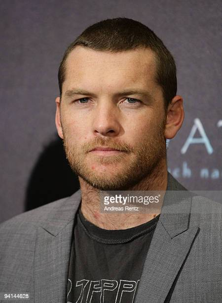 Actor Sam Worthington attends a photocall to promote the film 'Avatar' at Hotel de Rome on December 8 2009 in Berlin Germany