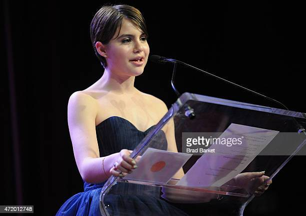 Actor Sami Gayle attends the The 58th Annual New York Emmy Awards at Marriott Marquis Times Square on May 2 2015 in New York City