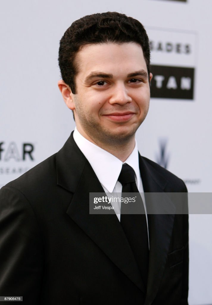 Actor Samm Levine attends the amfAR Cinema Against AIDS 2009 benefit at the Hotel du Cap during the 62nd Annual Cannes Film Festival on May 21, 2009 in Antibes, France.