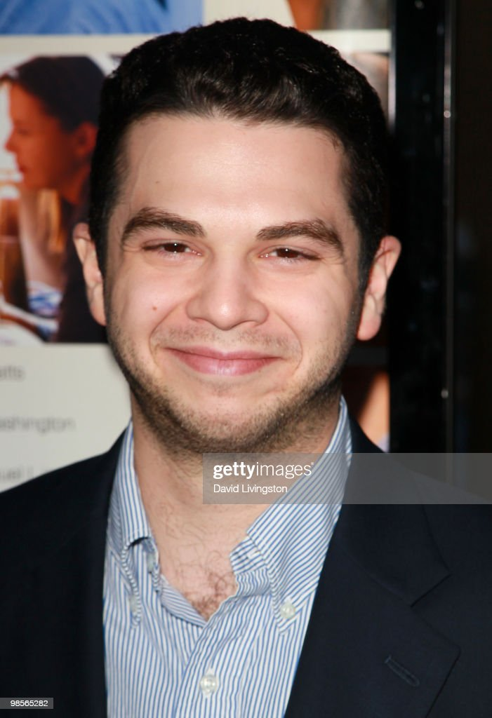 Actor Samm Levine attends the premiere of Sony Pictures Classics' 'Mother and Child' at the Egyptian Theater on April 19, 2010 in Los Angeles, California.