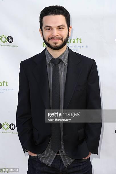 Actor Samm Levine attends the Woodcraft Rangers 90th Anniversary Gala hosted by Kyra Sedgwick at LA Plaza de Cultura y Artes on May 8 2013 in Los...