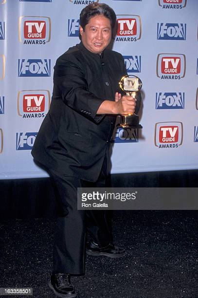 Actor Sammo Hung attends the First Annual TV Guide Awards on February 1 1999 at 20th Century Fox Studios in Century City California