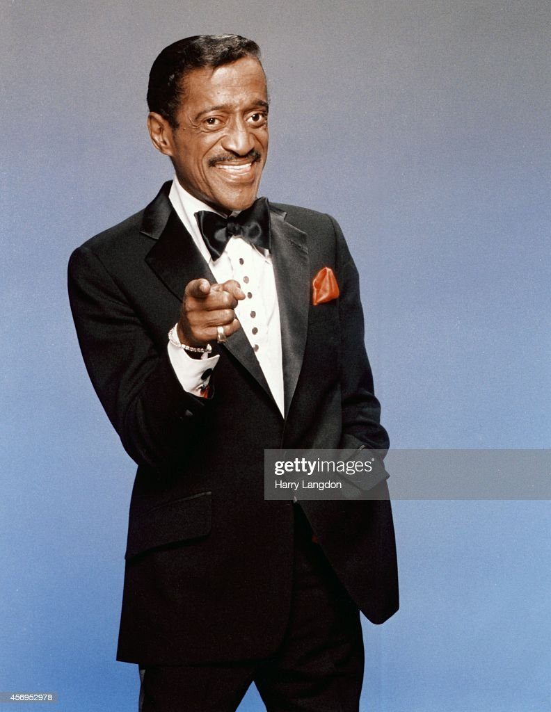 Sammy Davis Jr. Portrait Session : News Photo