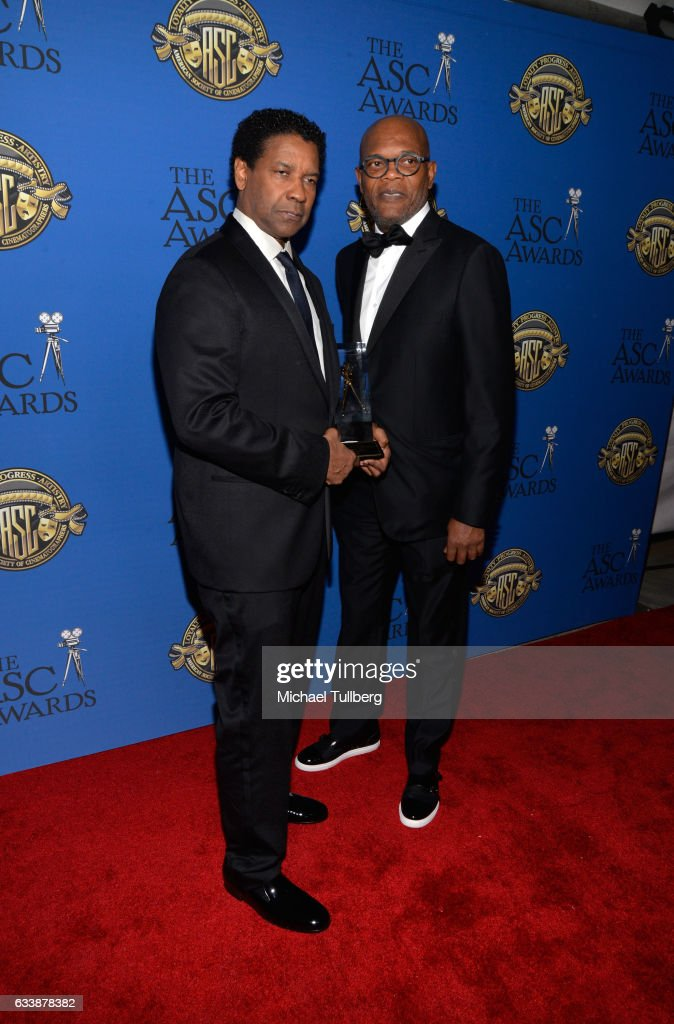 31st Annual American Society Of Cinematographers Awards : News Photo