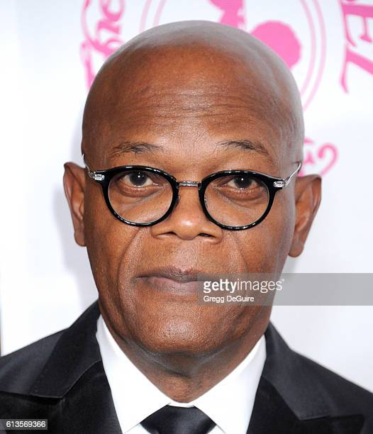 Actor Samuel L Jackson arrives at the 2016 Carousel Of Hope Ball at The Beverly Hilton Hotel on October 8 2016 in Beverly Hills California