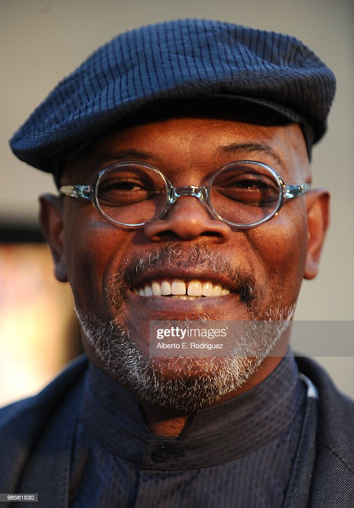Actor Samuel L. Jackson arrives at the premiere of Sony Pictures Classics' 'Mother And Child' held at the Egyptian Theatre on April 19, 2010 in Hollywood, California.