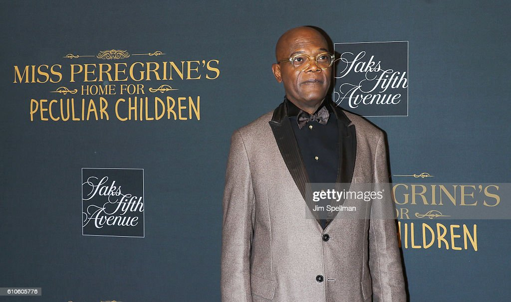 """""""Miss Peregrine's Home For Peculiar Children"""" New York Premiere : News Photo"""