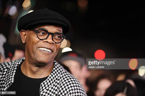 Actor Samuel L Jackson attends the premiere of 'xXx Return of Xander Cage' at TCL Chinese Theatre IMAX on January 19 2017 in Hollywood California