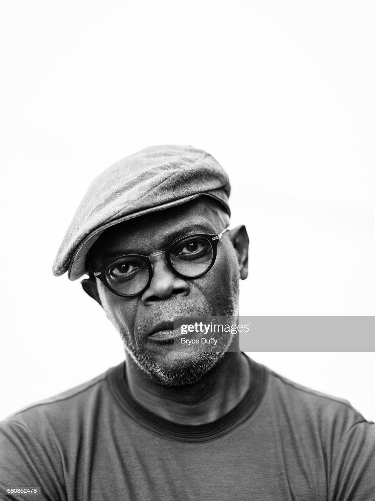 Actor Samuel L. Jackson photographed for Variety on October 5, 2015, in Los Angeles, California.