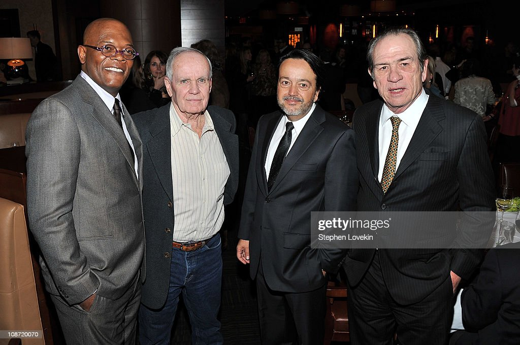 """HBO Films & The Cinema Society Host A Screening Of """"Sunset Limited"""" - After Party : News Photo"""