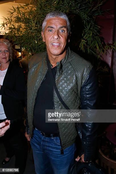 Actor Samy Naceri attends the 'Trophees du Bien Etre' by Beautysane 2nd Award Ceremony at Theatre Montparnasse on September 26 2016 in Paris France